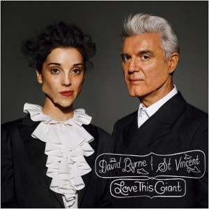 Album | David Byrne &amp; St Vincent &#8211; Love This Giant