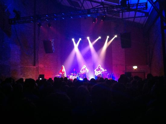 Live | Staves @ Village Underground, London