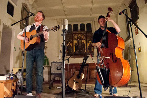 Live | John Smith @ St Pancras Old Church, London