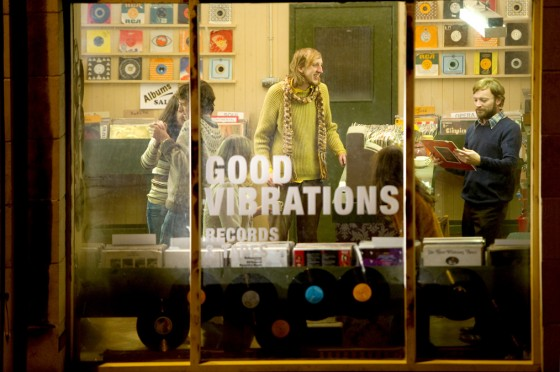 Interview | Good Vibrations: How a record shop eased Belfast's Troubles